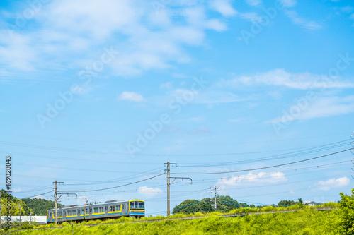 横浜郊外のローカル線
