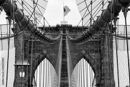 Foto op Canvas Brooklyn Bridge Brookling Bridge