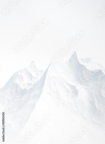 White background. 3d illustration, 3d rendering. - 169842616