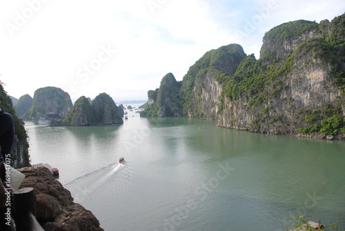 Fotobehang Khaki Vietnam