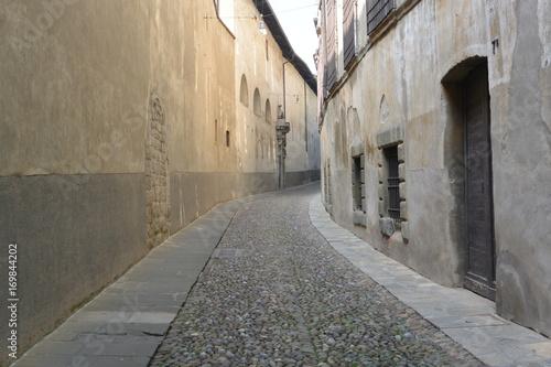 Papiers peints Ruelle etroite Bergamo - Città alta