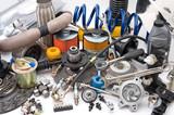 lots of auto parts - 169904255