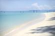 Quadro White sand sea