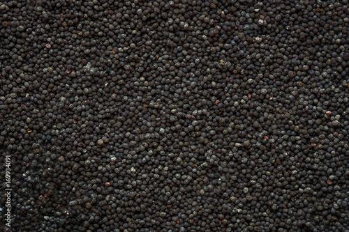 Foto op Plexiglas Klaprozen Poppy seeds background