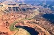 aerial view of grand canyon national park, arizona