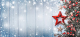 Christmas Decoration with Star - 169962800