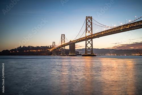 Fotobehang San Francisco Bridge 2