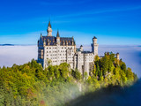 Neuschwanstein Castle, Bavaria, Germany - 170027635