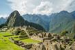Inka-Stadt Machu Picchu