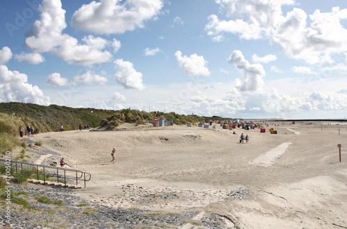 Foto op Canvas Noordzee Am Südstrand