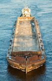 Barge on the river - 170125433