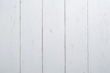 Holzbretter, weiß gestrichen im shabby look