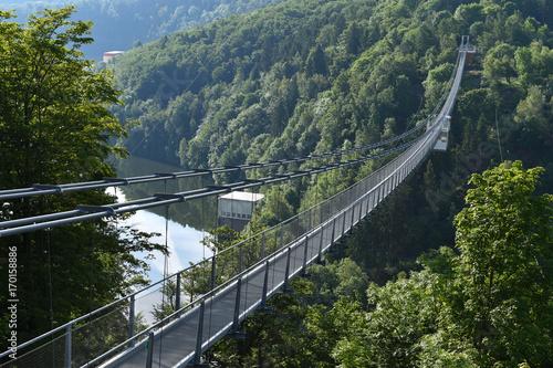 Seilhängebrücke