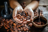 Aromatic cocoa beans - 170168002