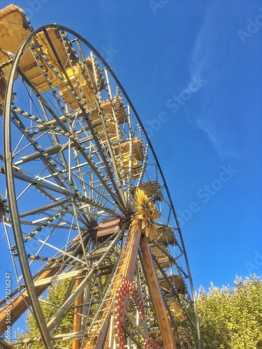 Plakat la ruota panoramica