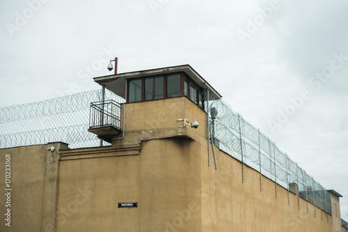 Więzienie, Drut kolczasty Poster