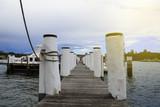 Wharf at balmain, Sydney Australia