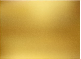 Gold background, gold polished metal, steel texture