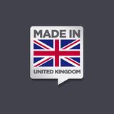 MADE IN UNITED KINGDOM - 170281690