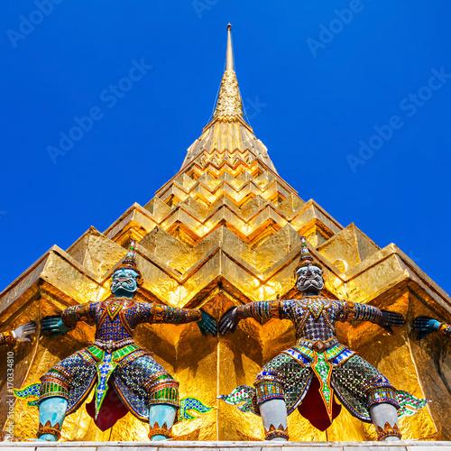 Wat Phra Kaew Poster