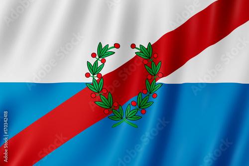 Flag of La Rioja Province, Argentina