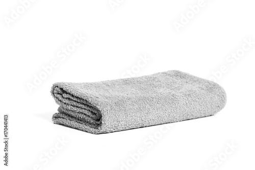 towel on white