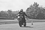 Fototapety Moto in bianco e nero