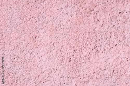 Poster Betonbehang pink ballet slliper color texture concrete