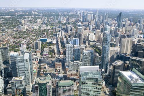 Keuken foto achterwand Toronto Toronto