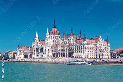 Papiers peints Budapest Budapest parliament building