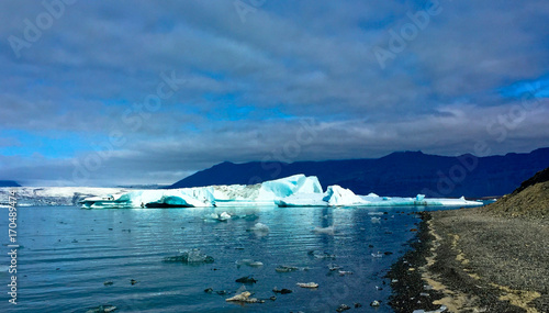 Glacier - Jokulsarlon - Iceland