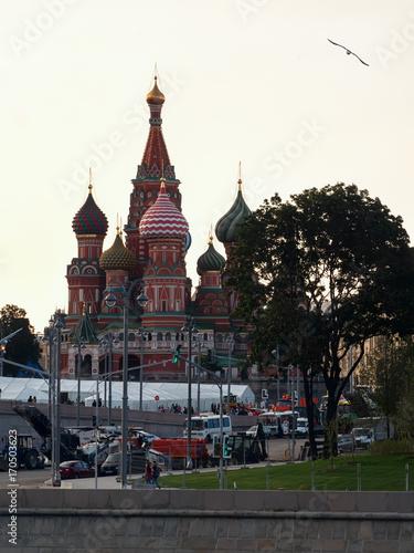 Papiers peints Moscou moscow