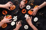 halloween cookies - 170533822