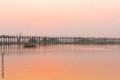 Aluminium Fyle U Bein Bridge