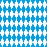 Oktoberfest Hintergrund - Bayern Rauten Muster nahtlos kachelbar - 170631058