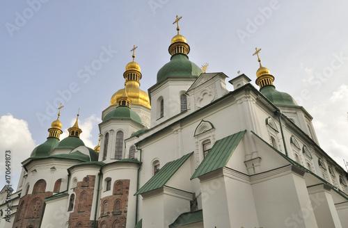Fotobehang Kiev Saint Sophia's Cathedral - Kiev, Ukraine