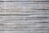 surface of cement wall strips