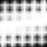 black and white dotted background