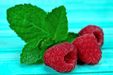 raspberry on table - 170768011