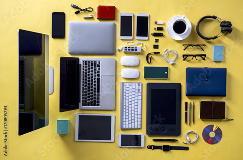 Digital device technology equipment gadget
