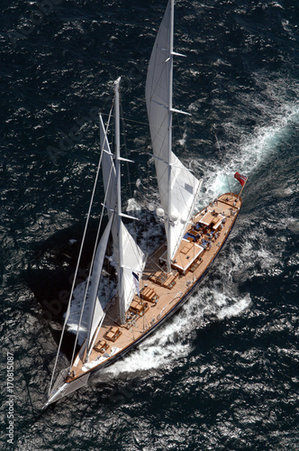 Rich Page - Super Yacht