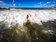 Inside the waves