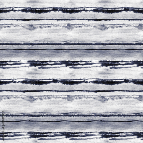 Watercolor striped abstract background - 170823426