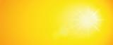 strahlender sonnenschein gelb - 170827021