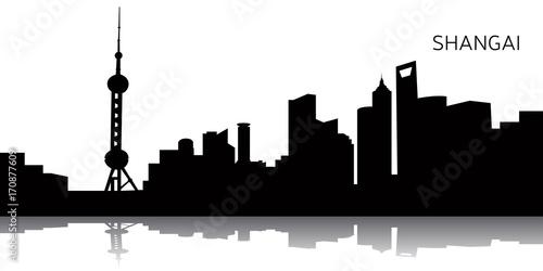 Cityscape of Shanghai - 170877609