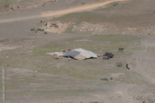 Fotobehang Grijs Afghanistan Terrain/Mountainous