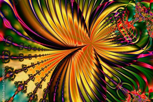 imagen-fractal-vuelo-de-mariposas