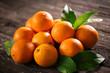 Quadro ripe raw orange fruits background many orange fruits.