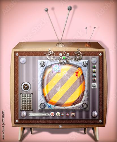 Papiers peints Imagination Steampunk and science fiction television seies