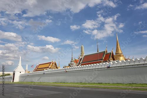 Fotobehang Bangkok Wat Phra Kaew.